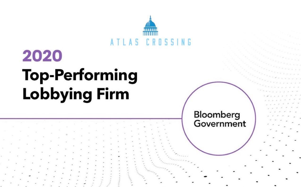 2020 Top-Performing Lobbying Firm